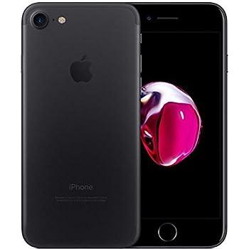 Apple iPhone 7 Plus, GSM Unlocked, 32GB - Black (Certified Refurbished)