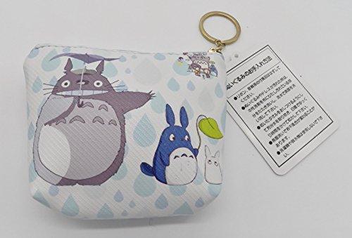 Zipper Vinyl Coin (Totoro & Friends Vinyl Multi Purpose Zipper Change Coin Purse Pouch #19)