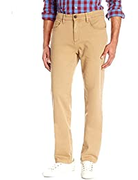 Men's Athletic-fit 5-Pocket Chino Pant