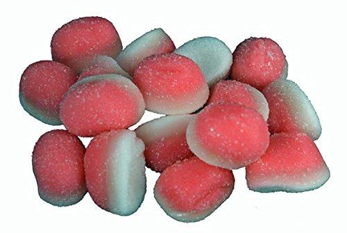 Gummi Strawberry Cakes Puffs -5 - Strawberry Puffs Gummi