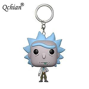 Amazon.com: Llavero con figura de anime de Hiencoc Naruto My ...