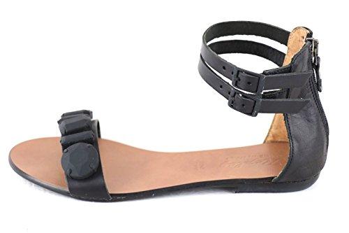 Replay Deer Sandale Gr. 36 Sandalette Woman Sommerschuh Black: Amazon.de:  Schuhe & Handtaschen