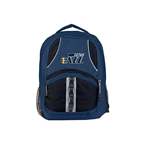 Officially Licensed NBA Utah Jazz Captain Backpack (Bag Utah Jazz)