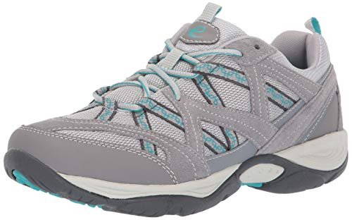 - Easy Spirit Women's Exploremap, Medium Grey 9.5 M US