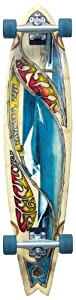 Sector 9 Fiji Complete Skateboard, 9.375-Inch x 38.0-Inch from Sector 9