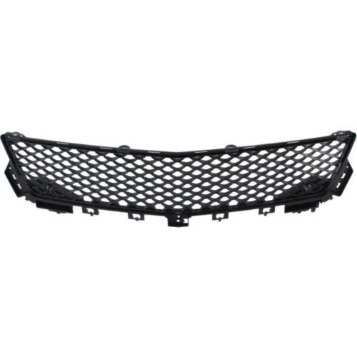 Go-Parts OE Replacement for 2012-2014 Mercedes Benz C63 Amg Front Grille Assembly Center 204 885 17 53 MB1036122 For Mercedes-Benz C63 AMG