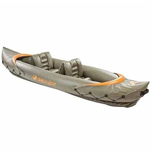 Sevylor Tahiti Fish/Hunt 2-Person Inflatable Kayak
