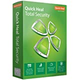 Quick Heal Total Security Latest Version - 3 PC, 1 Year