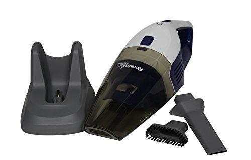 ReadiVac Storm Cordless Lithium-ion Wet & Dry Hand Vacuum - Home - Car - RV - Boat - New More Powerful (22.2 Volt) Version of Top Seller by ReadiVac
