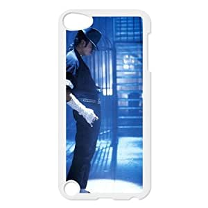 I-Cu-Le Customized Print Michael Jackson Pattern Hard Case for iPod Touch 5
