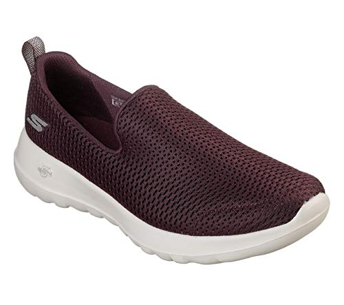 Burgundy Women's Skechers Sneaker Walk 15609 Go Joy g8Hw14