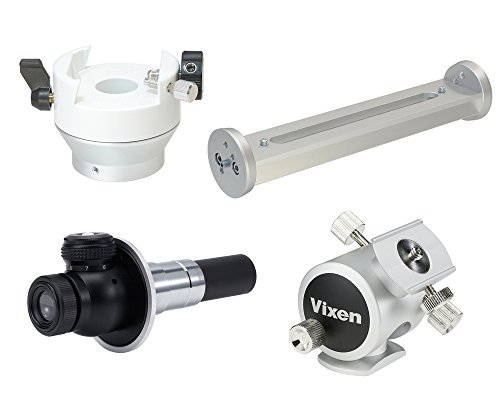 Vixen Optics Polarie Accessories Camera Mount Polarie Step Up Kit, Black (35529)