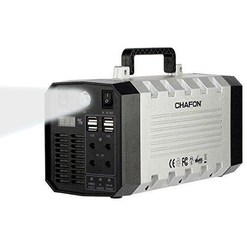 Chafon Portable Generator 288wh Ups Battery Backup Pack
