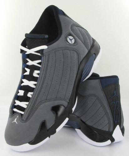 Jordan - Zapatillas para mujer lt graphite/mid navy-black-white