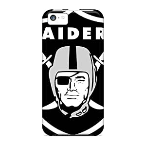 New Style Blowey Hard Case Cover For Iphone 5c- Oakland Raiders
