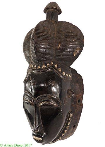 Mask Ivory Coast African Art ()