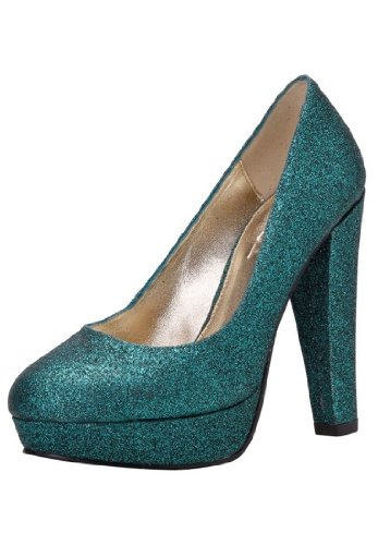 Apart Pumps Smaragd Color Verde Fashion Esmeralda xavwZaSYr