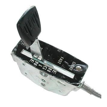 Mando de aceleración para cortacésped SNAPPER de motor BRIGG ...