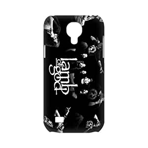 American metal band Lamb of God Case for SamSung Galaxy S4 mini 3D Hard Plastic Shell Cover(HD image)