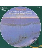 Berwald: Symphonies & Overtures