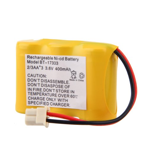 400mAh Cordless Phone Battery BT-17333 battery for AT&T: 01839 24112 4128 89-1332-00-00 89-1338-00-00 8913320000 8913380000 EL41108 EL41208 EL42108 EL42208 EL42258 EL42308 EL42408