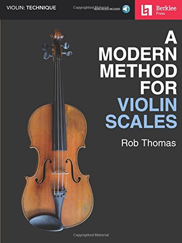 (A Modern Method for Violin Scales)