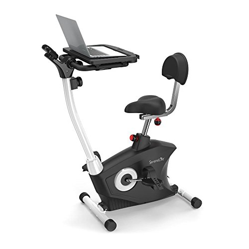 SereneLife Exercise Bike Upright Pedaling