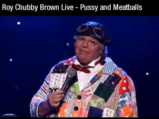 Opinion you Roy chubby brown lincoln too seemed