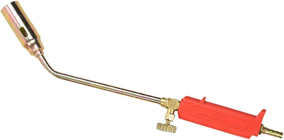 35mm 2 Switch Golden+Red gazechimp Propane Torch Ice Melter Weed Burner Wand Blowtorch Lawn Garden Tools