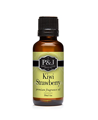 Kiwi Strawberry Fragrance Oil - Premium Grade Scented Oil - 30ml Kiwi Fragrance