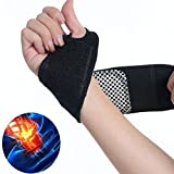 Xinnio Wrist Support - Self Heating Bracer Magnetic Technology - Self-Warming - Adjustable