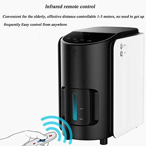 HHJY-Portátil Generador de Oxígeno Concentrador de Oxígeno Ajuste ...