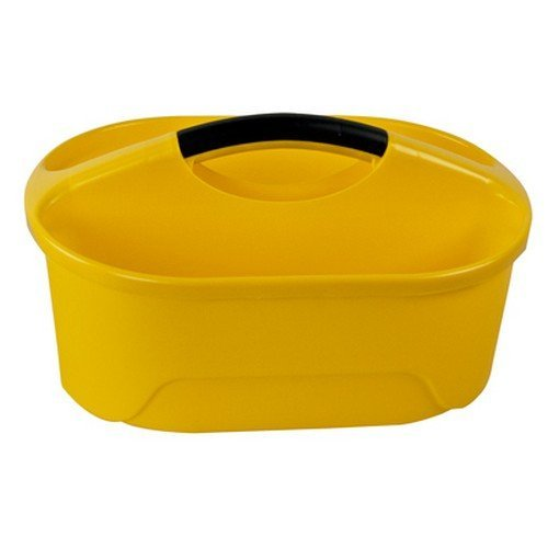 Yellow Classroom Caddy Romanoff Products N/A