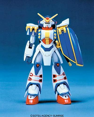 Amazon Com Mobile Fighter G Gundam 1 144 Gundam Rose Plastic Model Toys Games