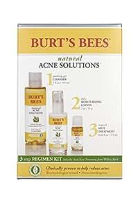 Burt's Bees Natural Acne Solutions Regimen Kit