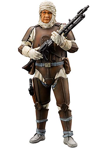 ARTFX+ Star Wars /The Empire Strikes Back Bounty Hunter Dengar 1/10 Easy Assembly Kit