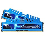 G.SKILL Ripjaws Series 4GB (2 x 2GB) 240-Pin DDR3 SDRAM 1333 (PC3 10666) Desktop Memory Model F3-10666CL8D-4GBRM