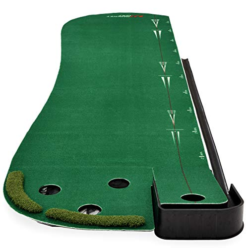 Rukket Golf 2-in-1 Putting Green | Indoor & Outdoor Mini