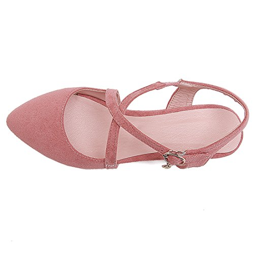 Ballet Mujer De Rosa Artfaerie Sintético O1d4x4qz