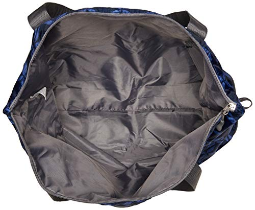 41aUgG977vL - Travelon Folding Packable Tote Sling, Rope Weave, One Size