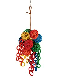 Paradise Toys Vibrant Cluster, 6-Inch W by 15-Inch L