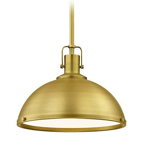 Brass Pendant Porch Light - 3
