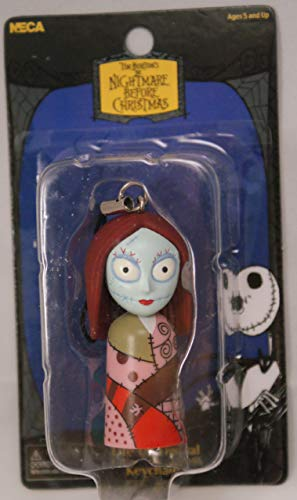 Nightmare Before Christmas - Sally Light Up Key Ring - Neca by Neca]()