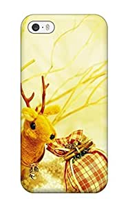 New Cute Funny Holiday Christmas / Case For Sam Sung Galaxy S5 Cover