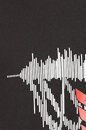 adidas Dame Logo tee Camiseta de Manga Corta Hombre