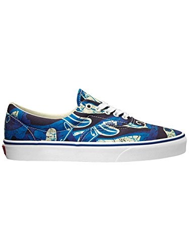 Vans Era Doren Blue/Marble Skate Shoes-Men 9.5, Women 11.0