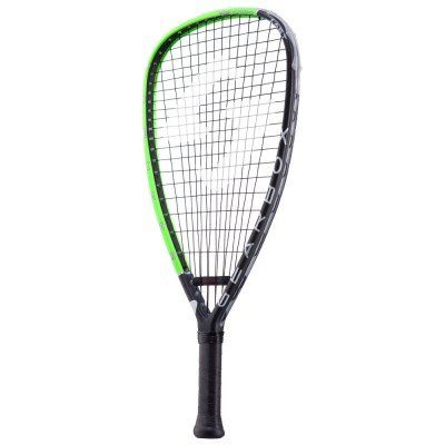 Gearbox M40 165 Teardrop Green Racquetball Racquet (3 15/16) by Gearbox (Image #1)