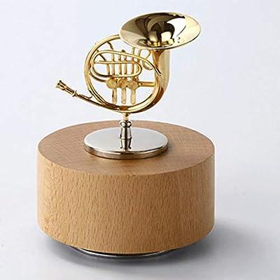 Caja de música para Instrumentos Musicales 18 Caja de música con ...