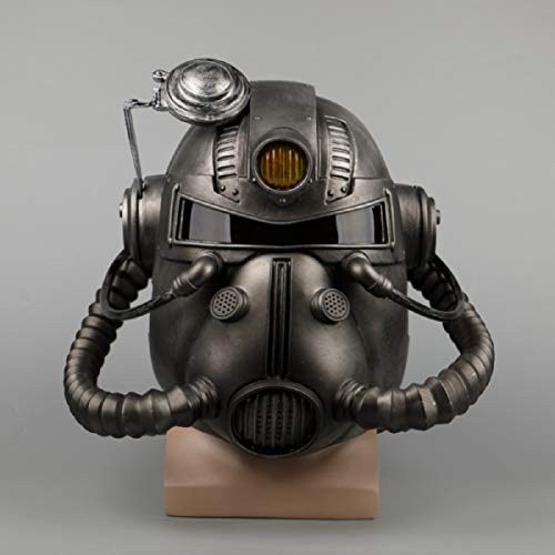 Fallout 4 Power Armor Helmet Mask Cosplay Fall]()
