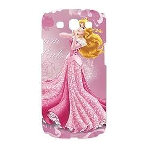 Samsung Galaxy S3 White phone case Disney characters Sleeping Beauty DNS6084843
